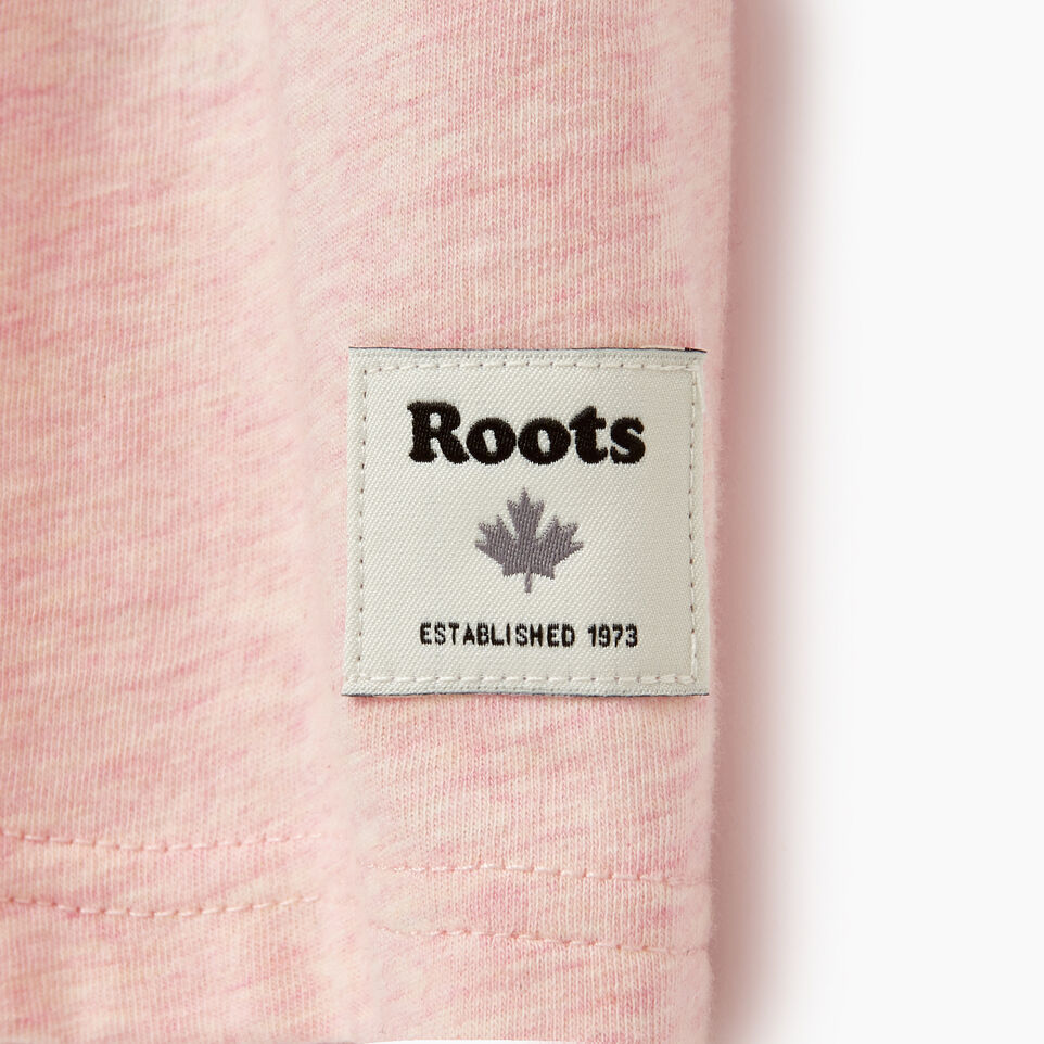 Roots-Women Our Favourite New Arrivals-Womens Vault T-shirt-English Rose Mix-C