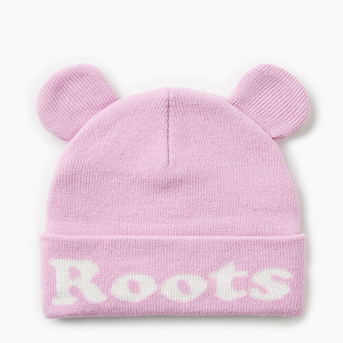 Roots-Kids Accessories-Toddler Cooper Glow Toque-Orchid-A