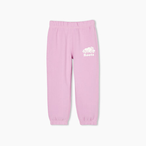 Roots-Kids Toddler Girls-Toddler Original Roots Sweatpant-Orchid-A