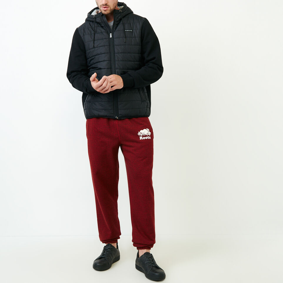 Roots-Men New Arrivals-Original Sweatpant-Sundried Tomato Ppr-B