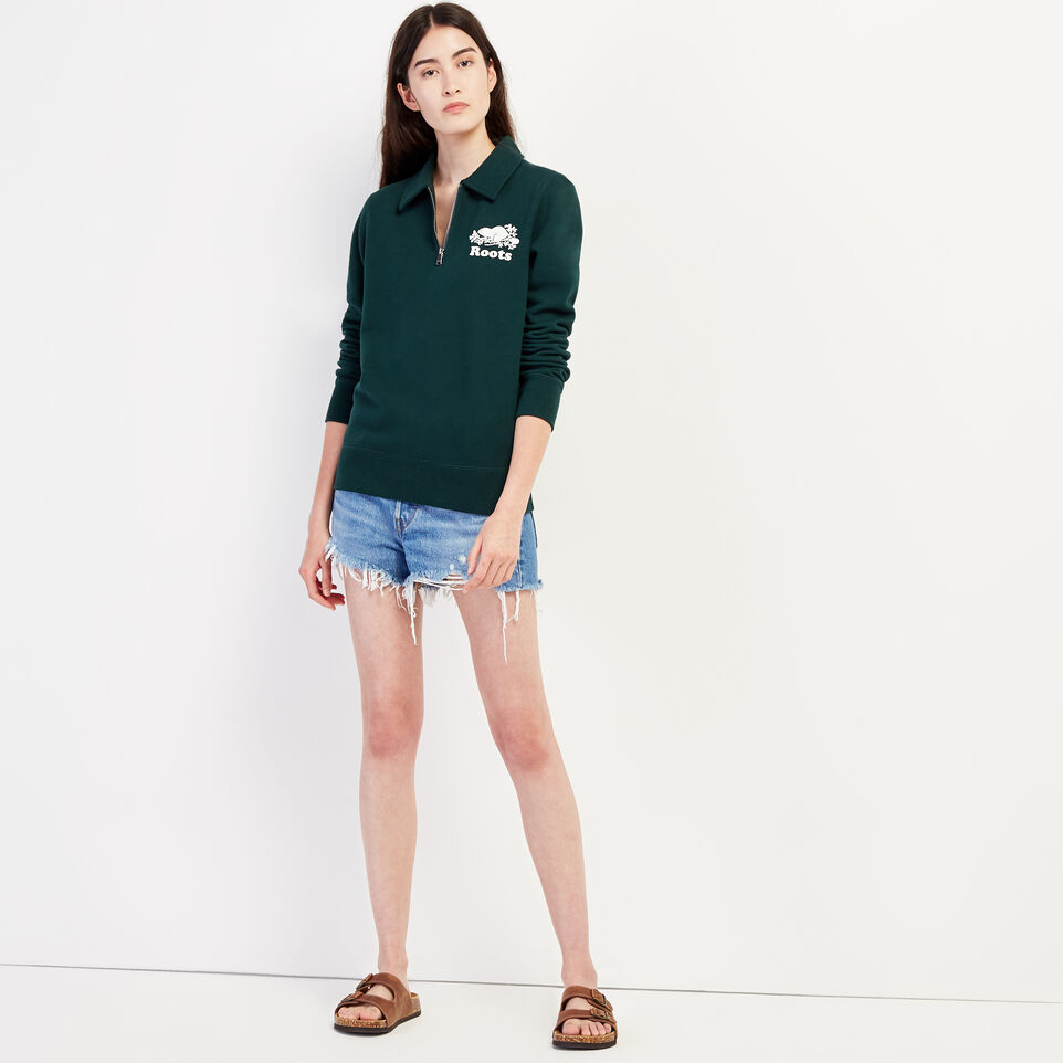 Roots-undefined-Original Zip Polo-undefined-B