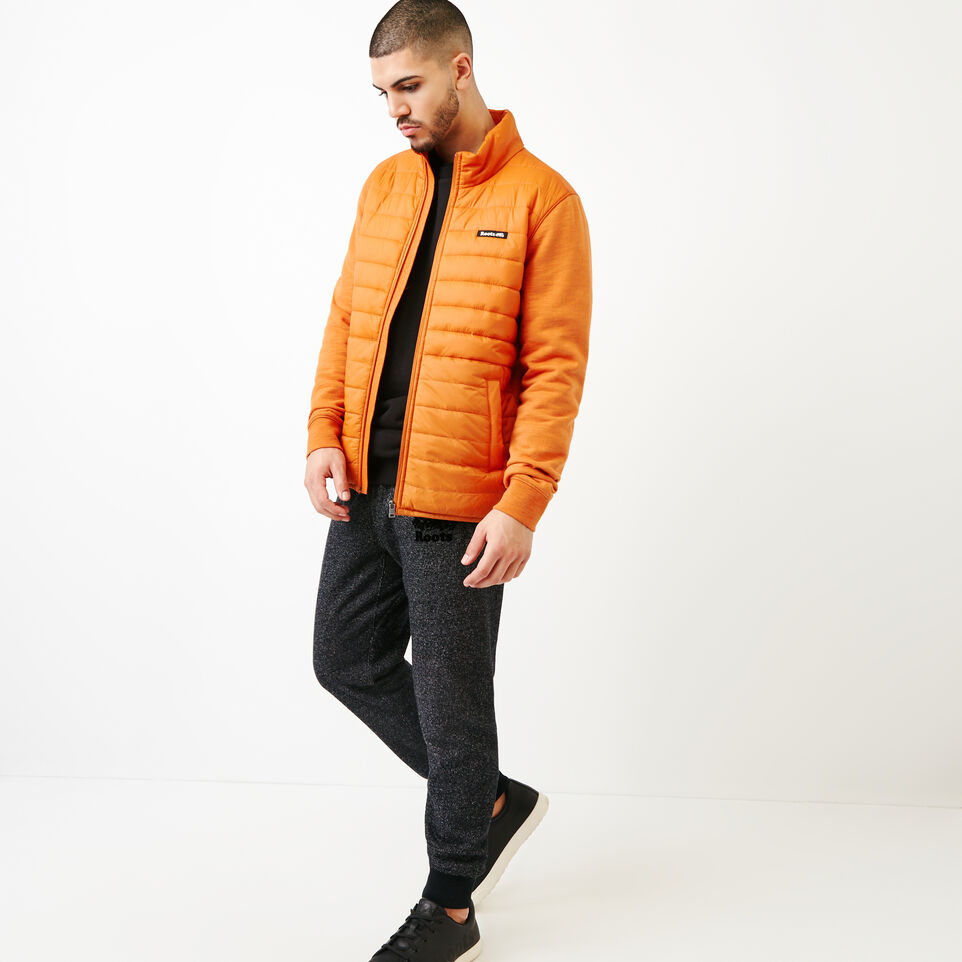 Roots-Men Our Favourite New Arrivals-Roots Hybrid Jacket-Burnt Orange-B