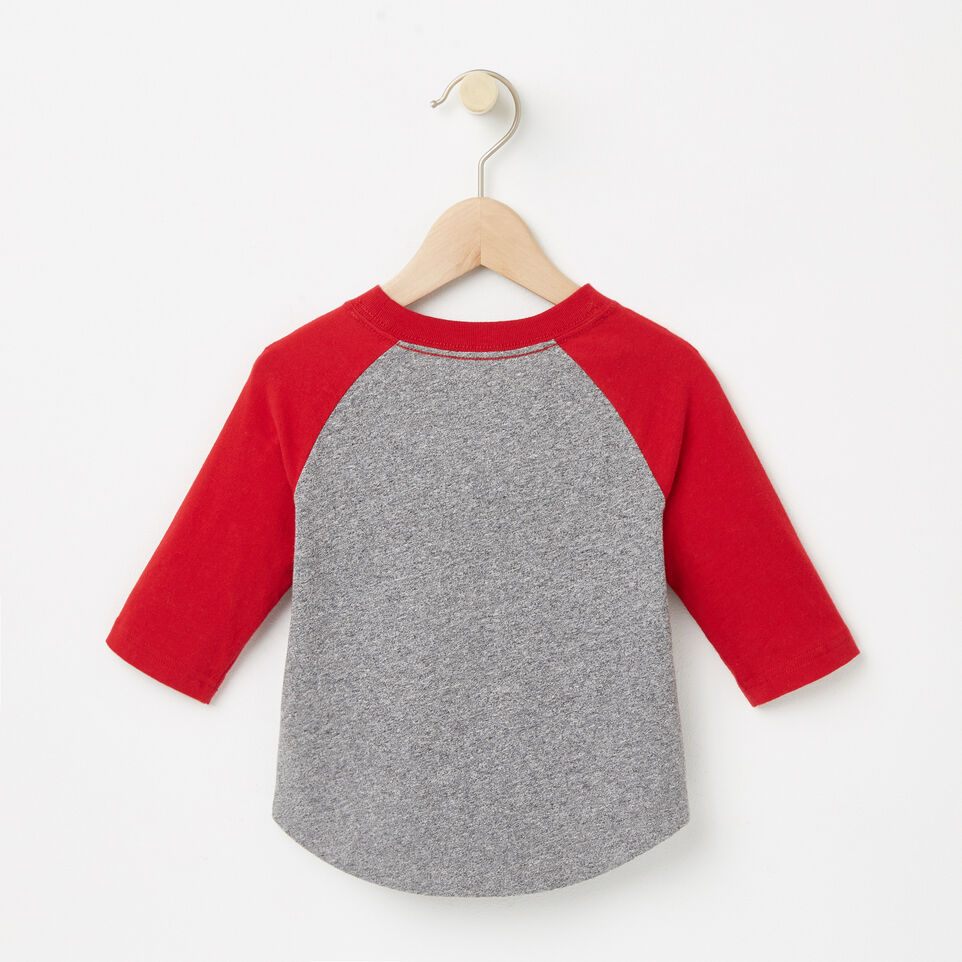 Roots-undefined-Baby Canada Baseball T-shirt-undefined-B