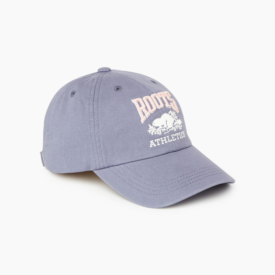 Roots-New For March Rba Collection-Heritage RBA Baseball Cap-Purple-A