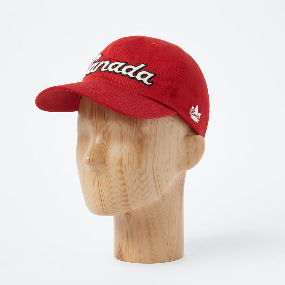 Roots-undefined-Canada Organic Cotton Cap-undefined-B