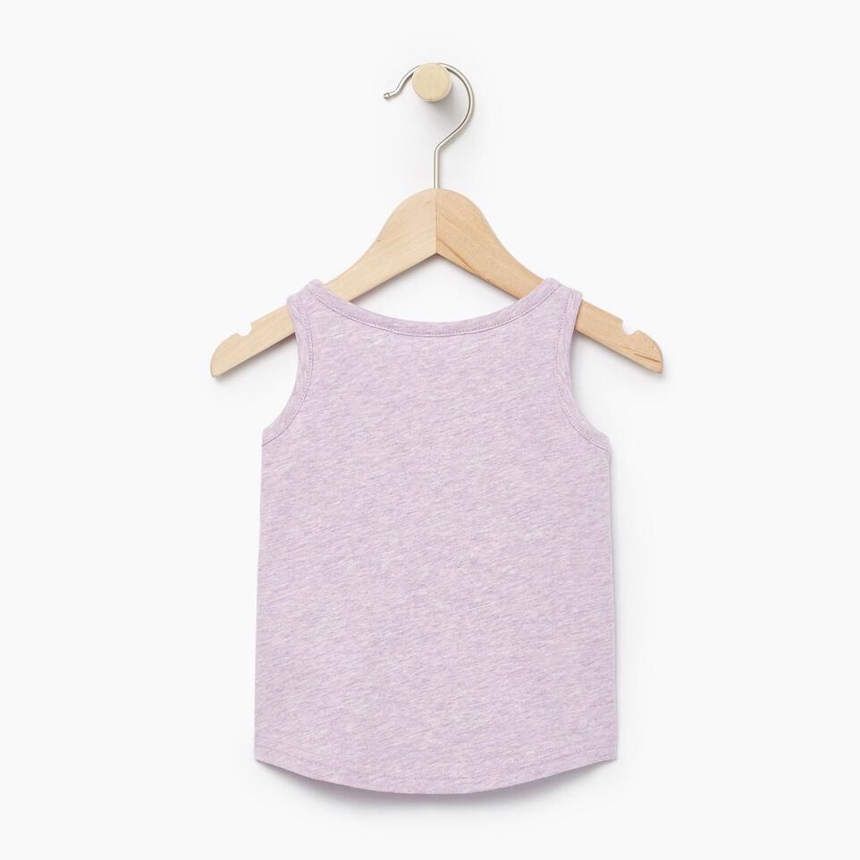 Roots-Kids Our Favourite New Arrivals-Baby Gradient Cooper Beaver Tank-Lavendula Mix-B