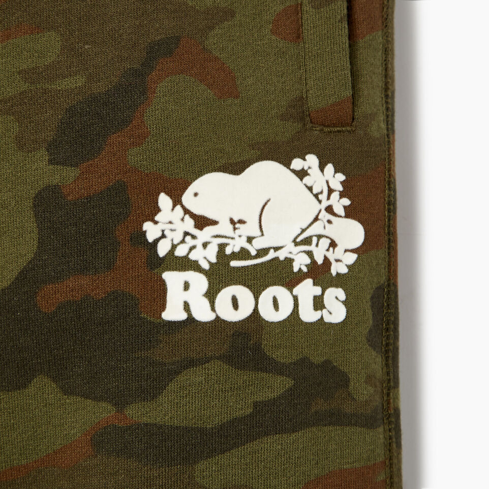 Roots-undefined-Boys Camo Short-undefined-D