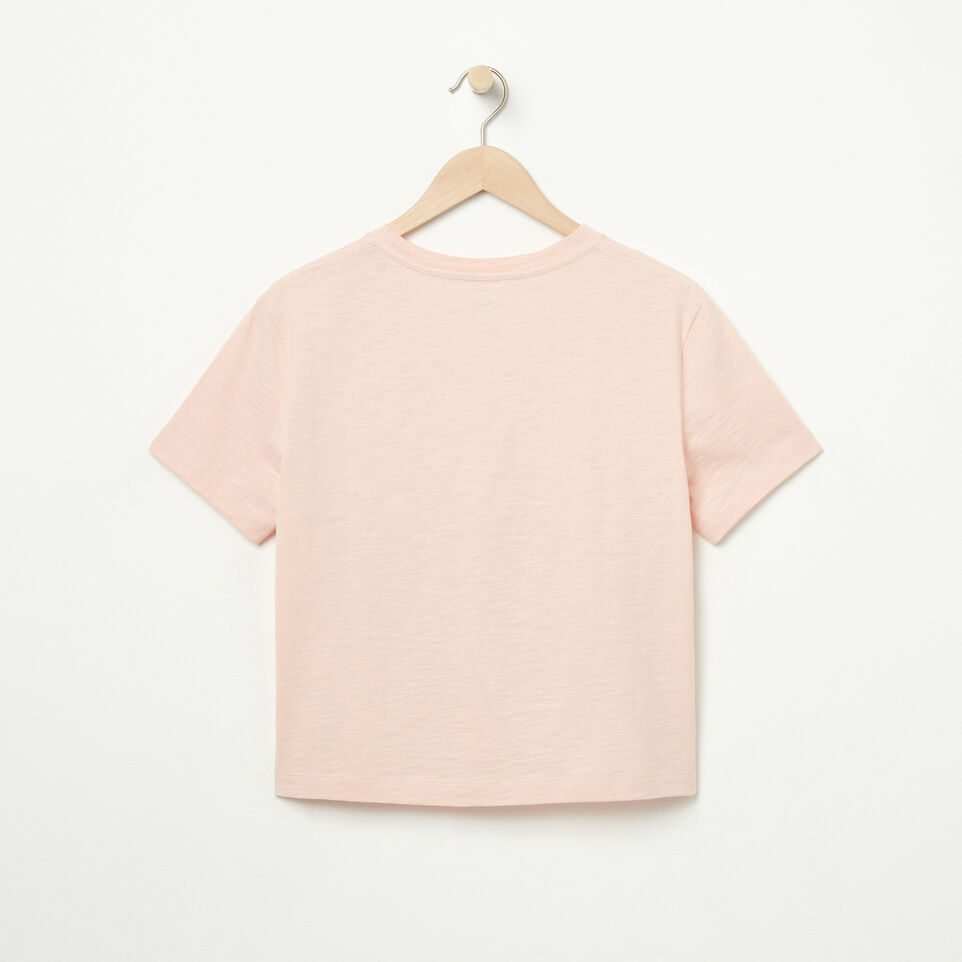 Roots-undefined-Womens Cropped Beach T-shirt-undefined-B