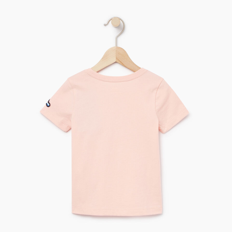 Roots-Kids Our Favourite New Arrivals-Toddler Patches T-shirt-Blossom Pink-B