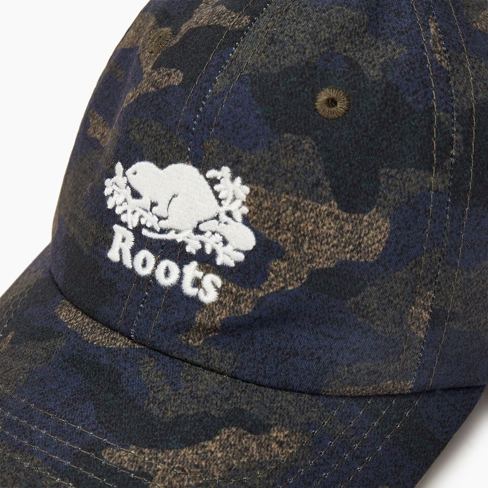 Roots-undefined-Toddler Camo Baseball Cap-undefined-C