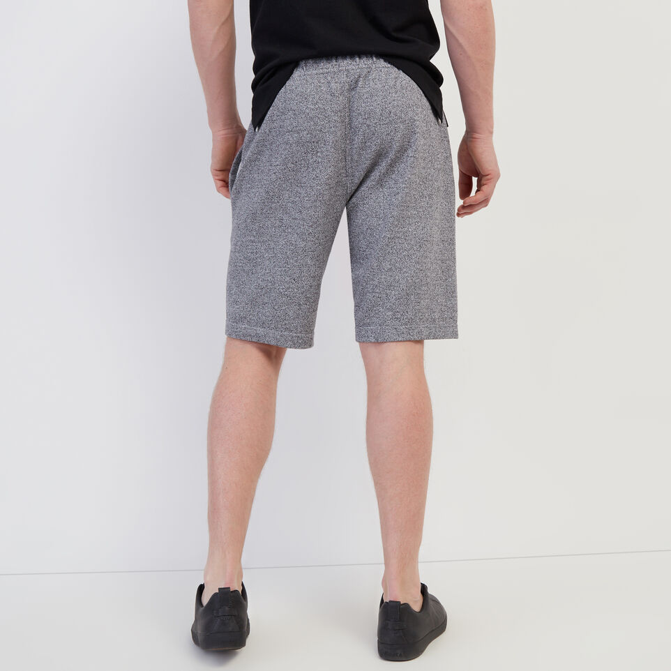Roots-Men New Arrivals-Original Sweatshort-Salt & Pepper-D