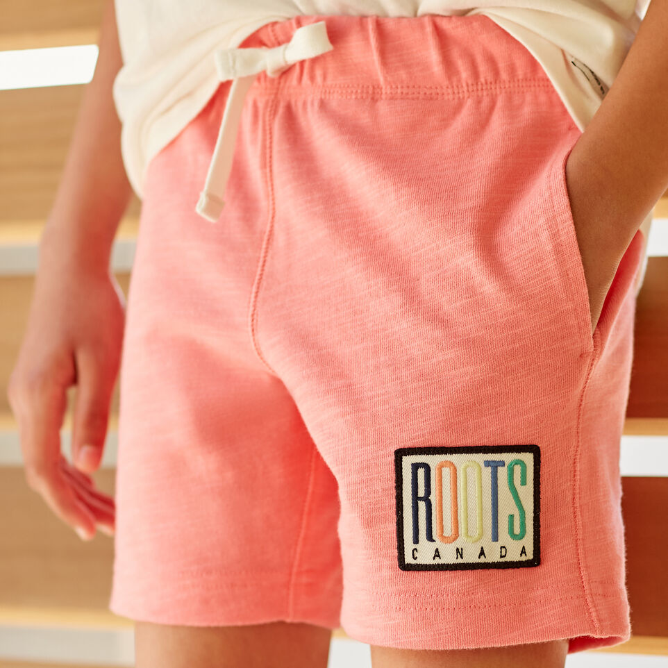 Roots-undefined-Girls Camp Patch Short-undefined-C