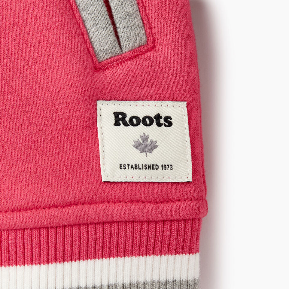 Roots-Kids Our Favourite New Arrivals-Girls 2.0 Awards Jacket-Pink Flambé-E