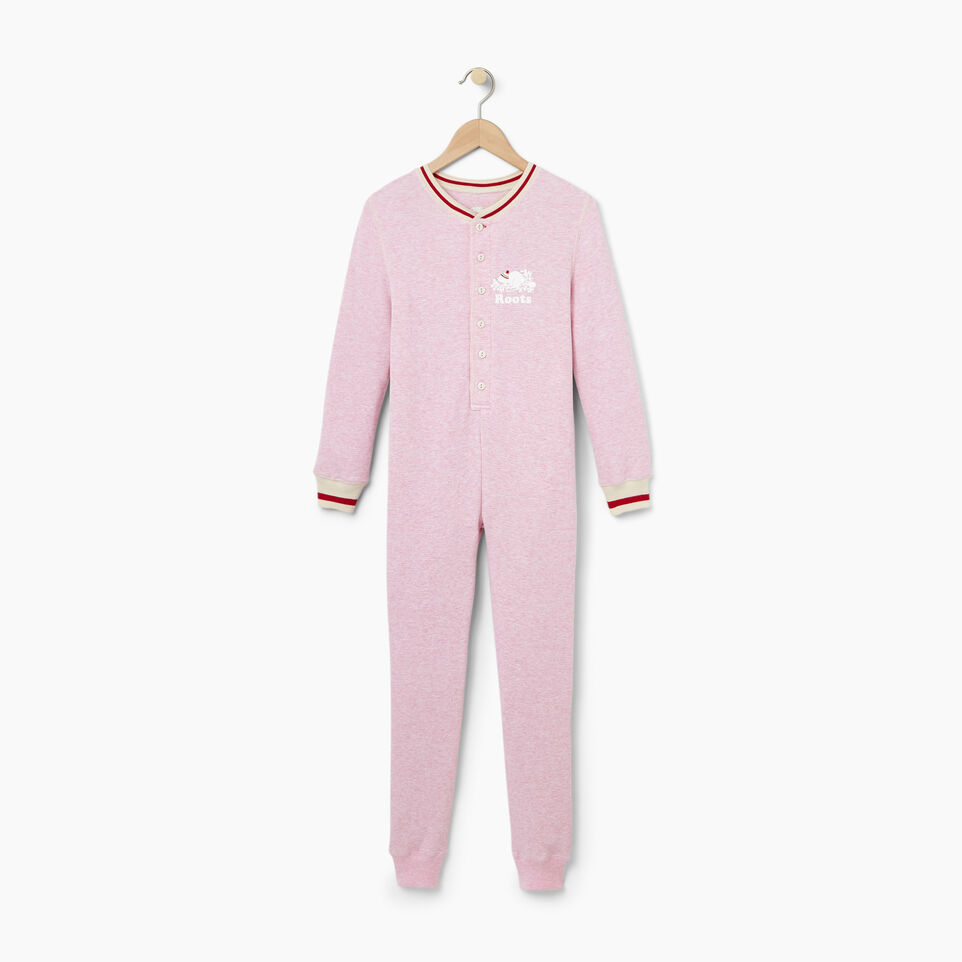 Roots-undefined-Caleçon long Buddy pour filles-undefined-A
