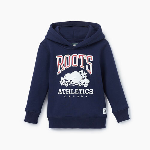 Roots-Kids Toddler Boys-Toddler RBA Hoody-Navy Blazer-A