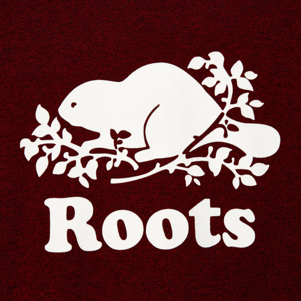Roots-Men Our Favourite New Arrivals-Mens Cooper Beaver T-shirt-Sundried Tomato Ppr-D