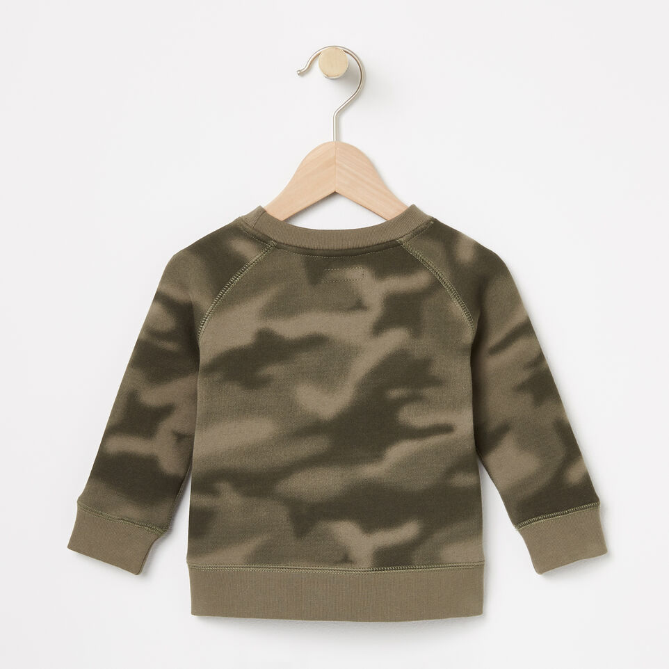 Roots-undefined-Baby Blurred Camo Crew-undefined-B