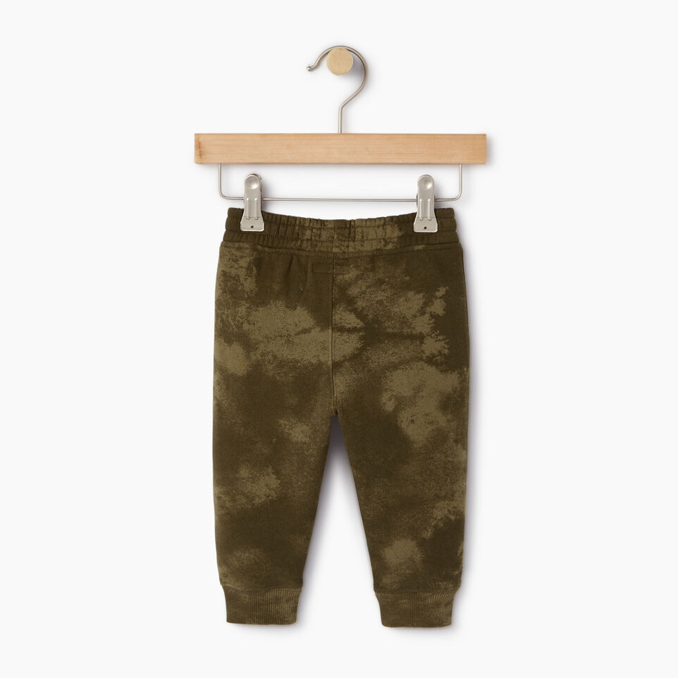 Roots-undefined-Pantalon en coton ouaté Cloud Nine pour bébé-undefined-B