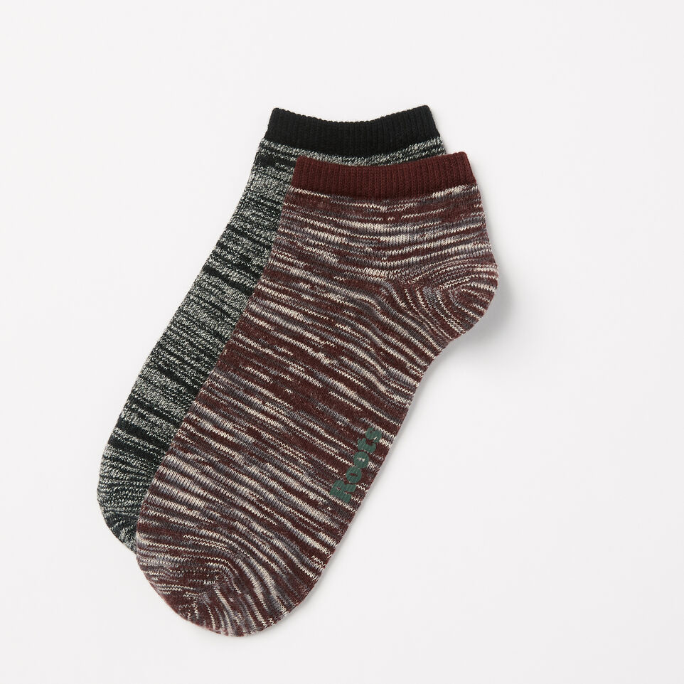 Roots-undefined-Mens Space Dye Camp Ped Sock-undefined-A