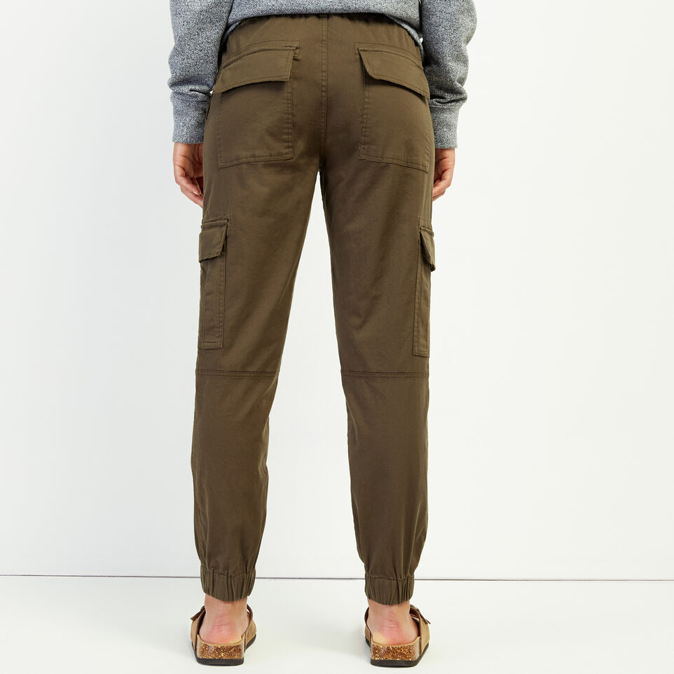 Roots-undefined-Slim Cargo Pant-undefined-D