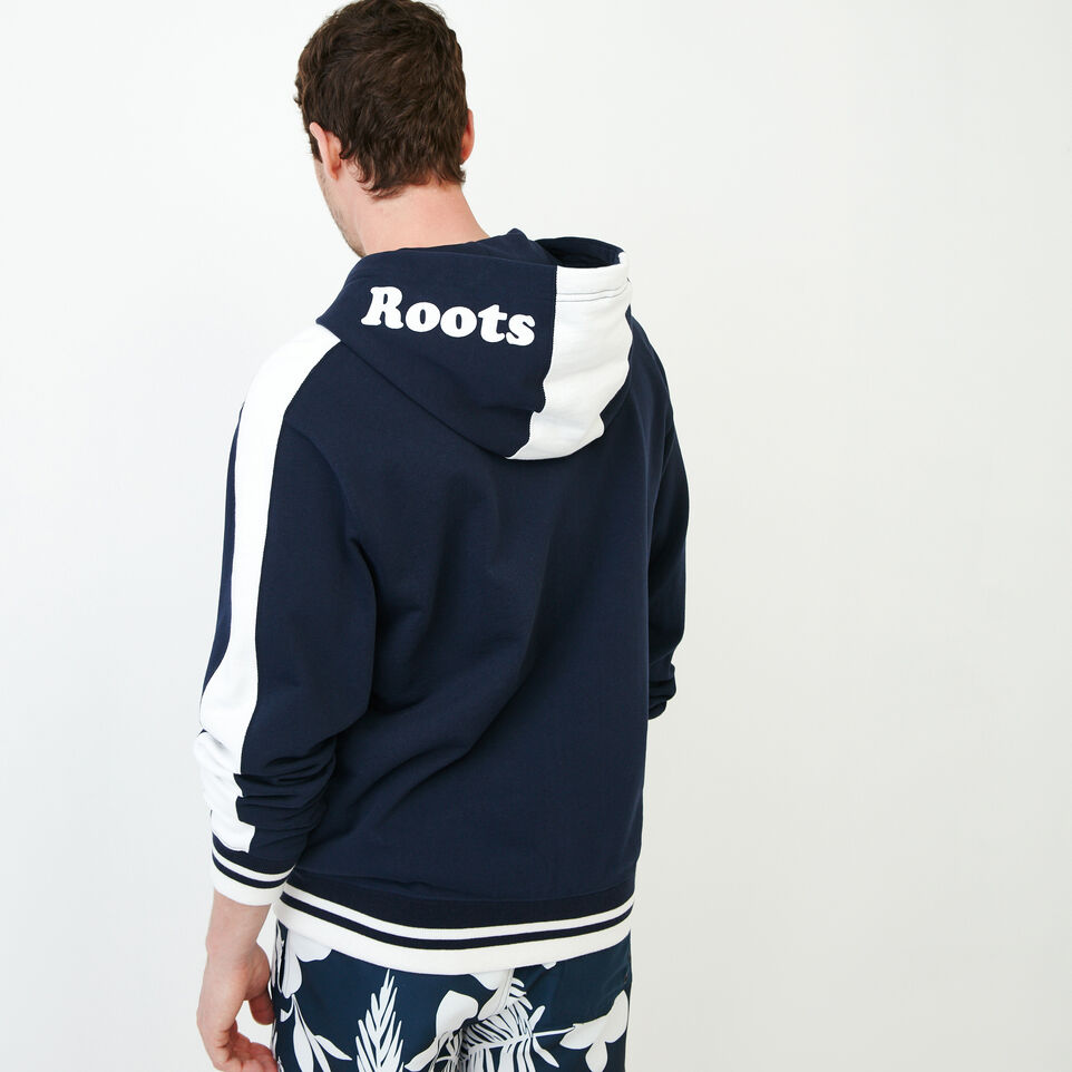 Roots-New For June Canada Collection By Roots™-Canada Zip Hoody-Navy Blazer-D