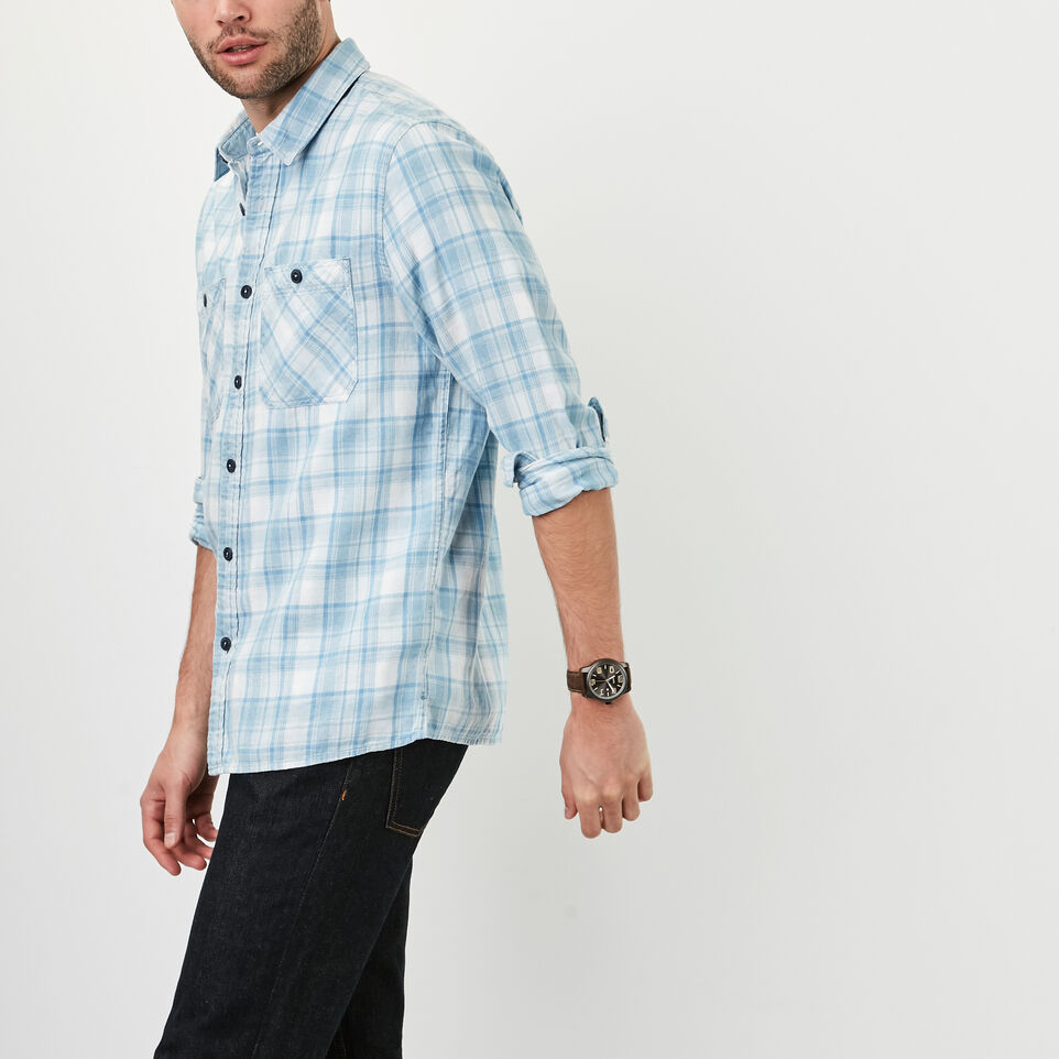 Roots-undefined-Waterway Indigo Shirt-undefined-B