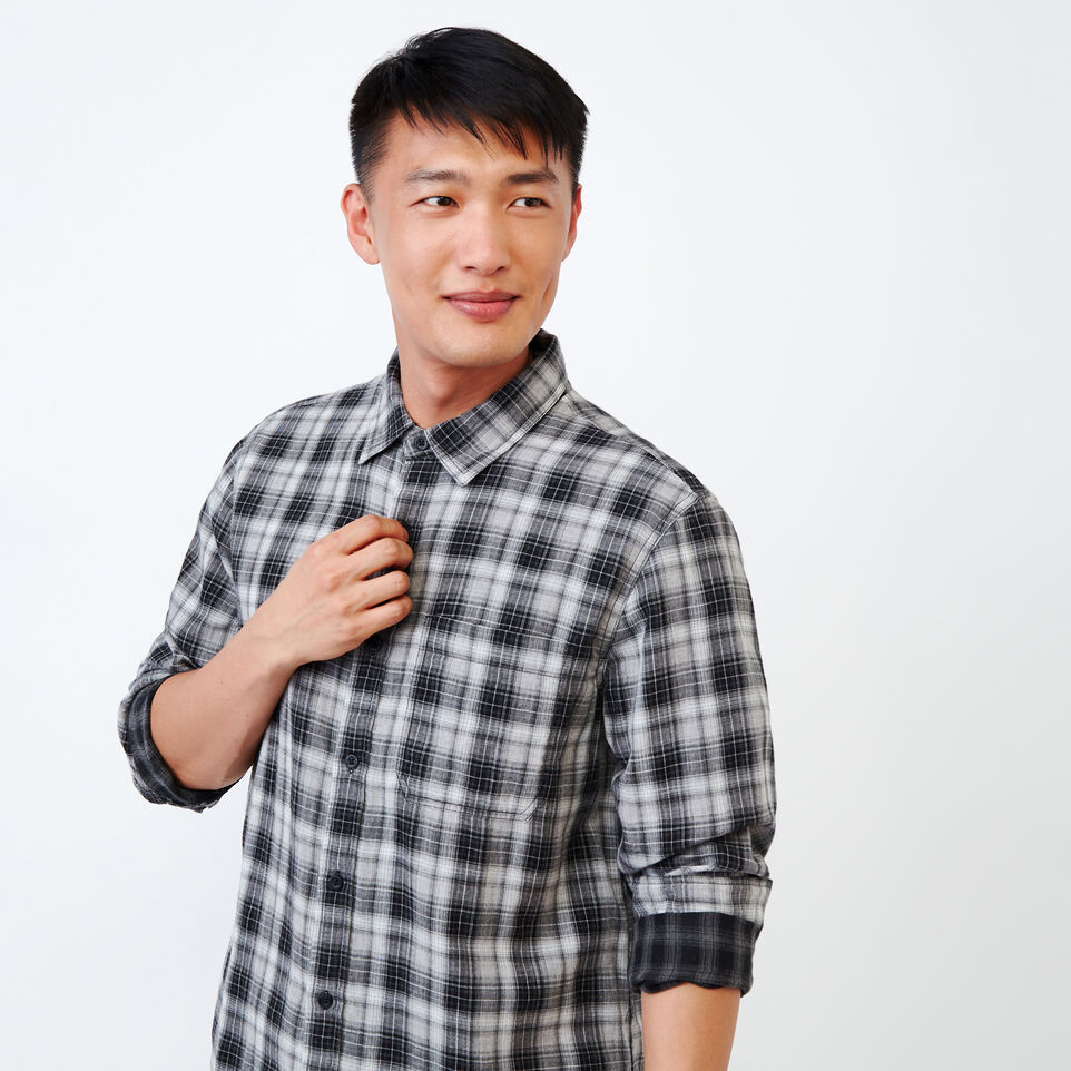 Roots-undefined-Double Cloth Shirt-undefined-E