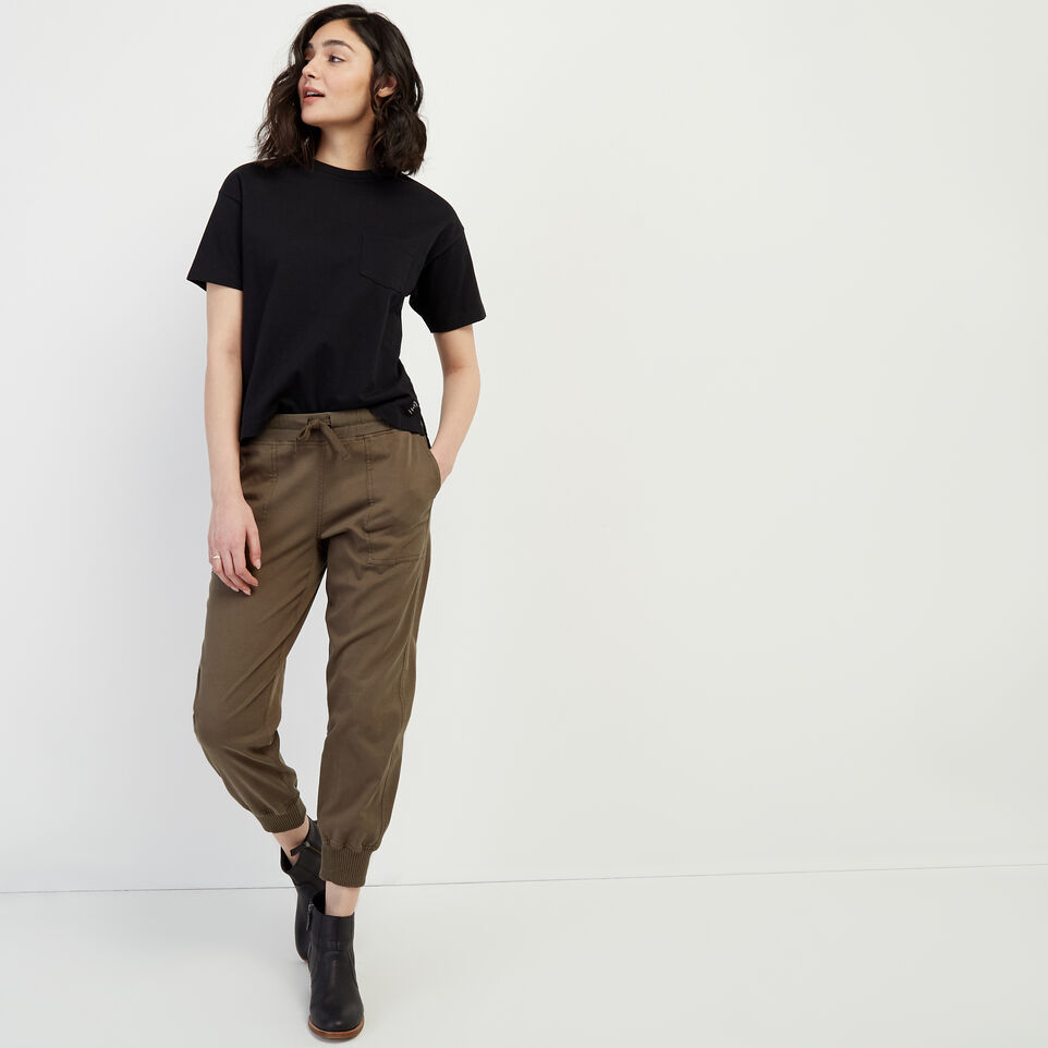 Roots-Women Our Favourite New Arrivals-Journey Jogger-Fatigue-B