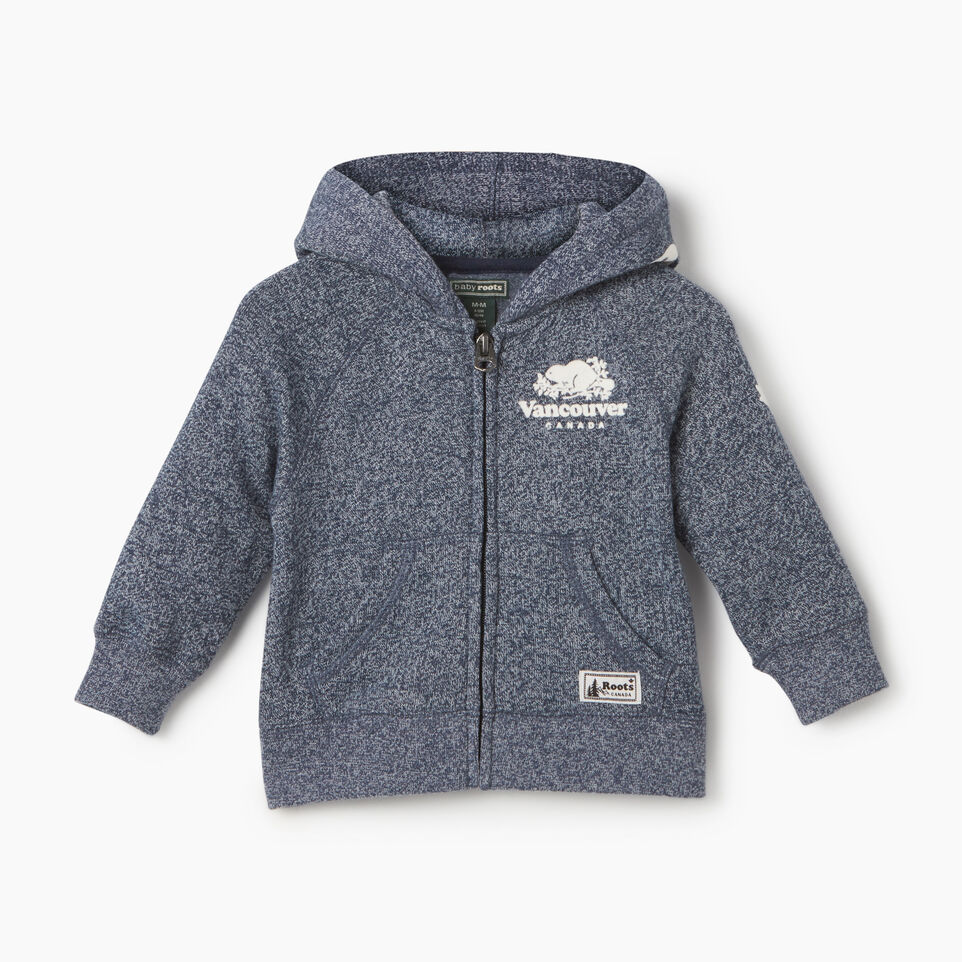 Roots-undefined-Baby Boy Vancouver Ski City Full Zip Hoody-undefined-A