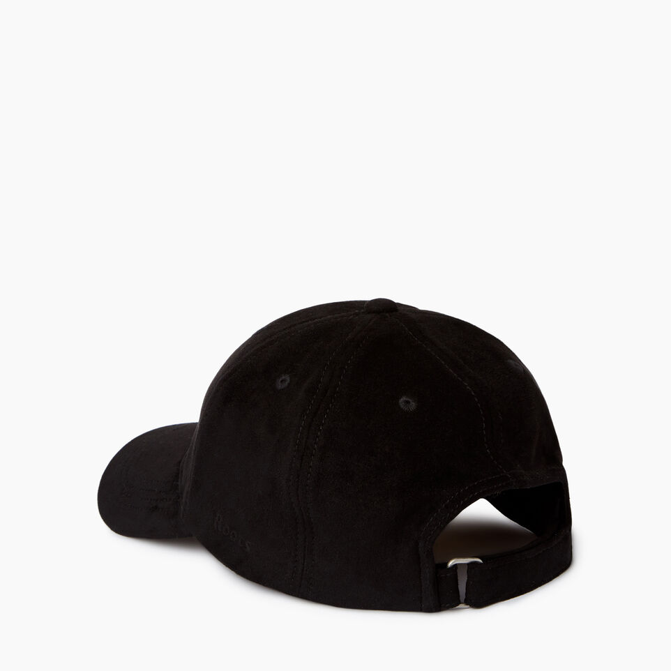 Roots-Women Our Favourite New Arrivals-Alexis Baseball Cap-Black-C