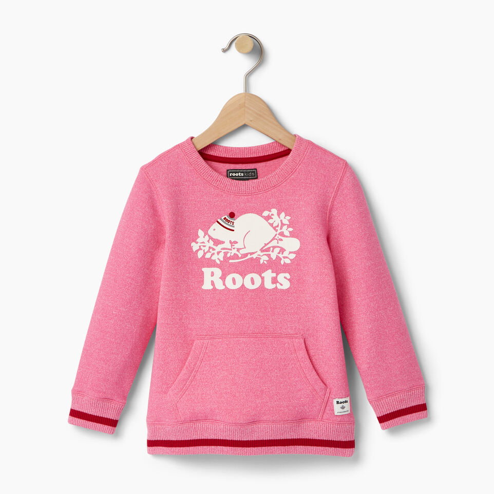 Roots-undefined-Toddler Buddy Crew Sweatshirt-undefined-A