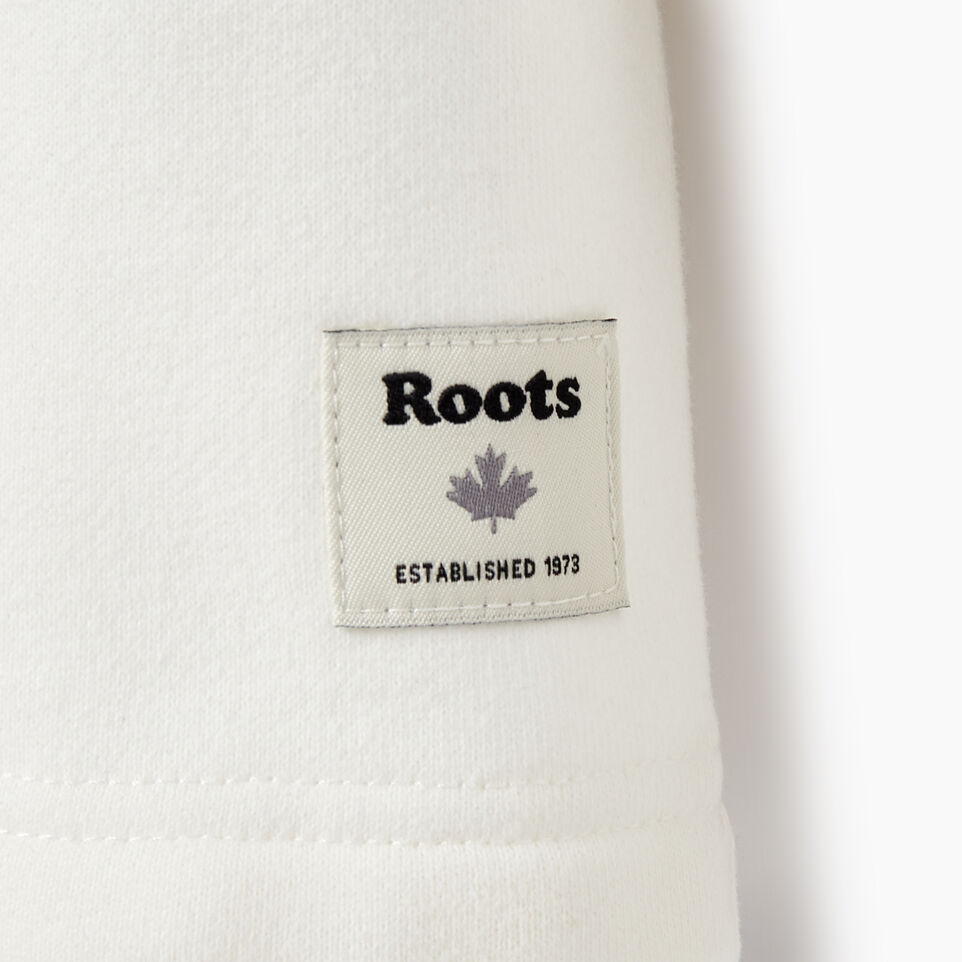 Roots-Kids Our Favourite New Arrivals-Girls 2.0 Colour block Raglan Hoody-Ivory-E
