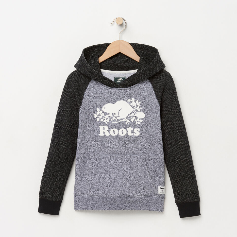 Roots-undefined-Girls Original Kanga Hoody-undefined-A
