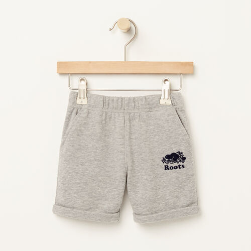 Roots-Kids Toddler Boys-Toddler Jasper Short-Grey Mix-A
