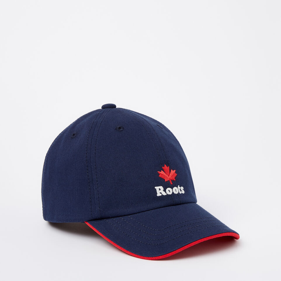 Roots-Toddler Cooper Leaf Baseball Cap