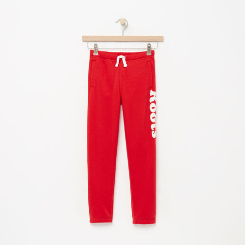 Roots-Winter Sale Kids-Girls Roots Remix Sweatpant-Lollipop-A