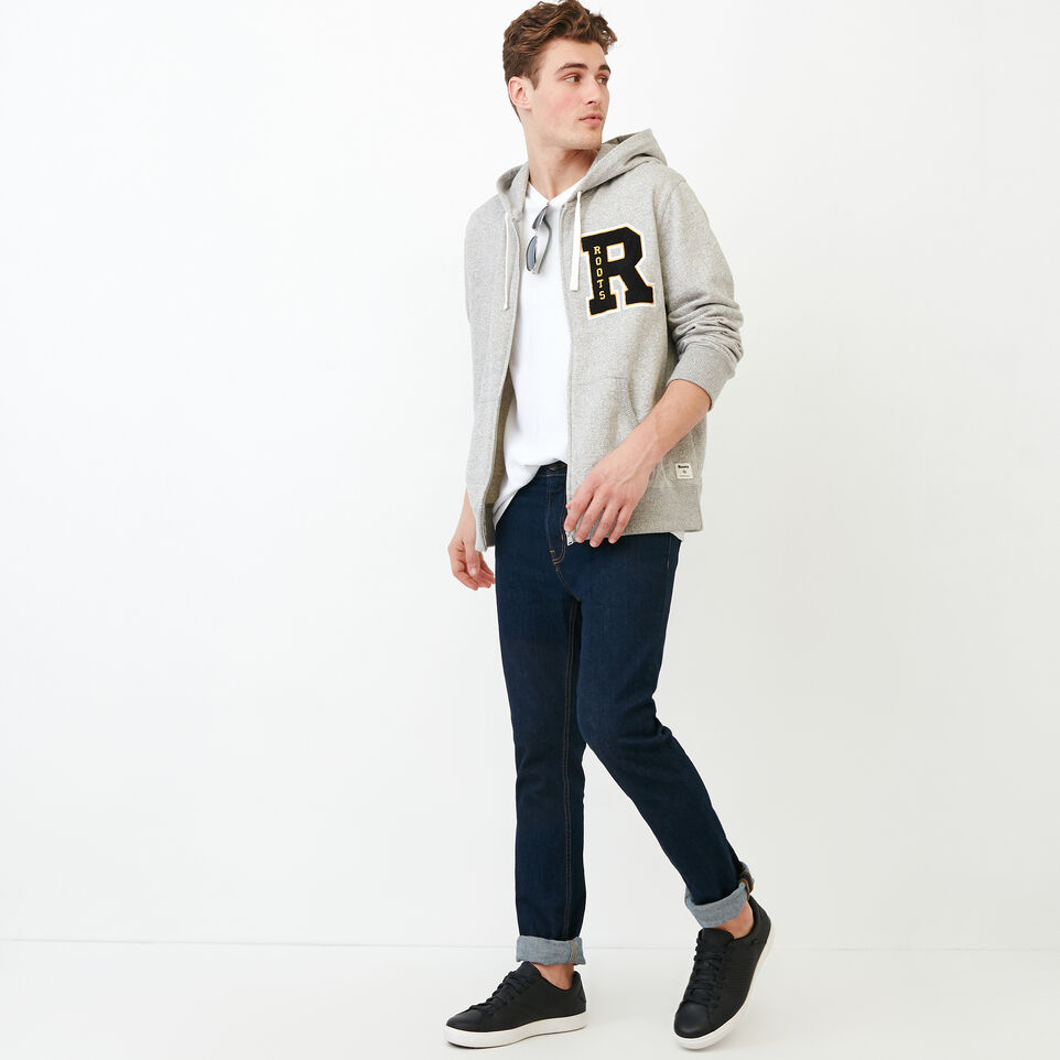 Roots-undefined-Varcity R Zip Hoody-undefined-B