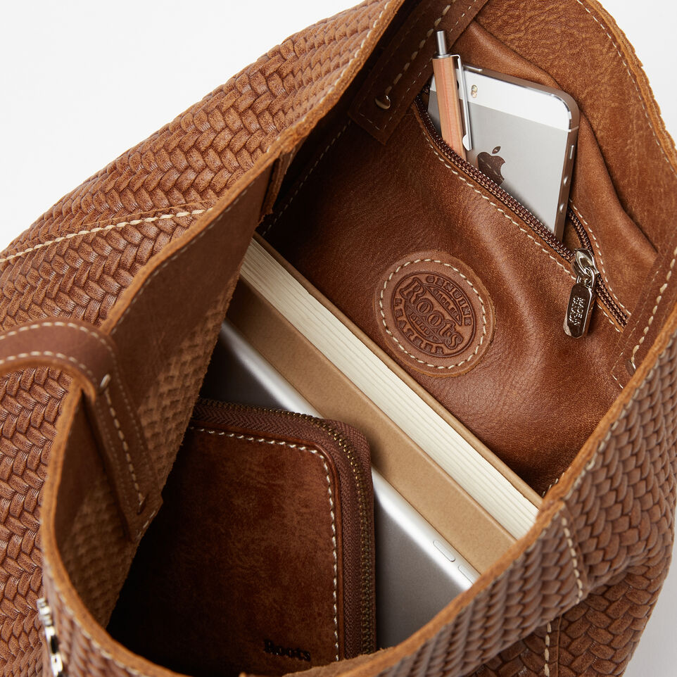 Roots-undefined-Downtown Tote Woven-undefined-E