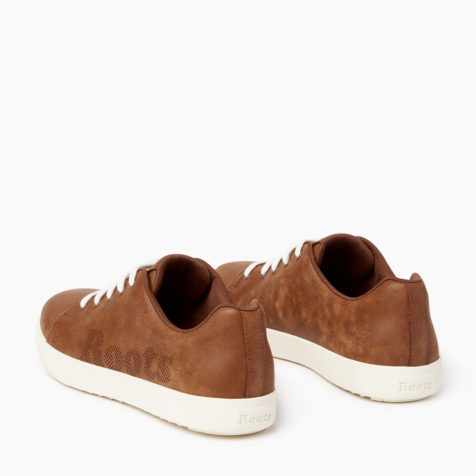 Roots-Footwear Our Favourite New Arrivals-Womens Rosedale Lace Sneaker-Natural-E
