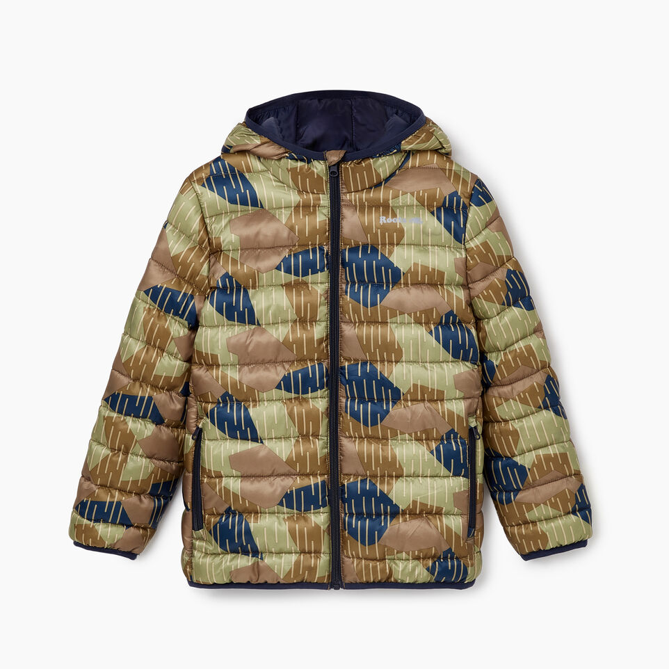 Roots-undefined-Boys Roots Camo Puffer Jacket-undefined-B
