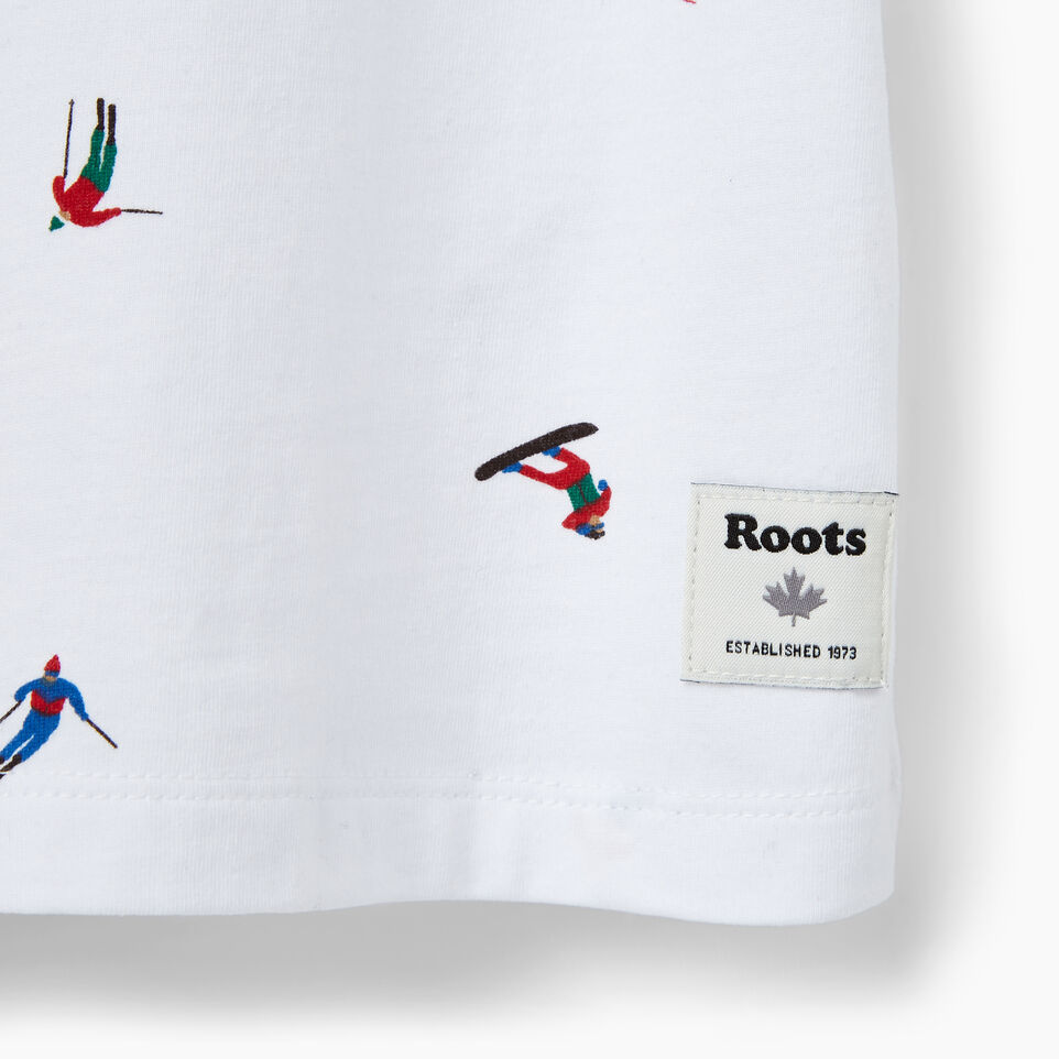 Roots-Women Our Favourite New Arrivals-Womens Skier T-shirt-Cloudy White-C