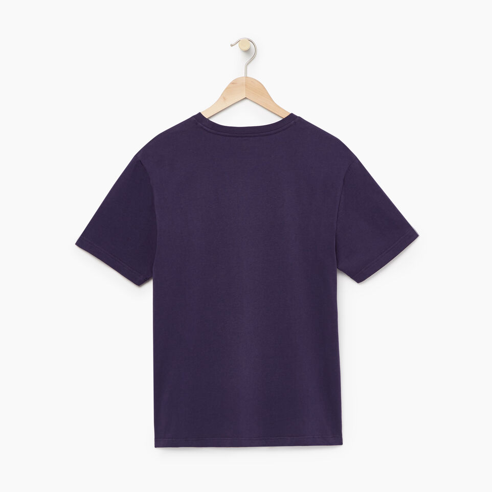 Roots-undefined-Mens Maple Icon T-shirt-undefined-B
