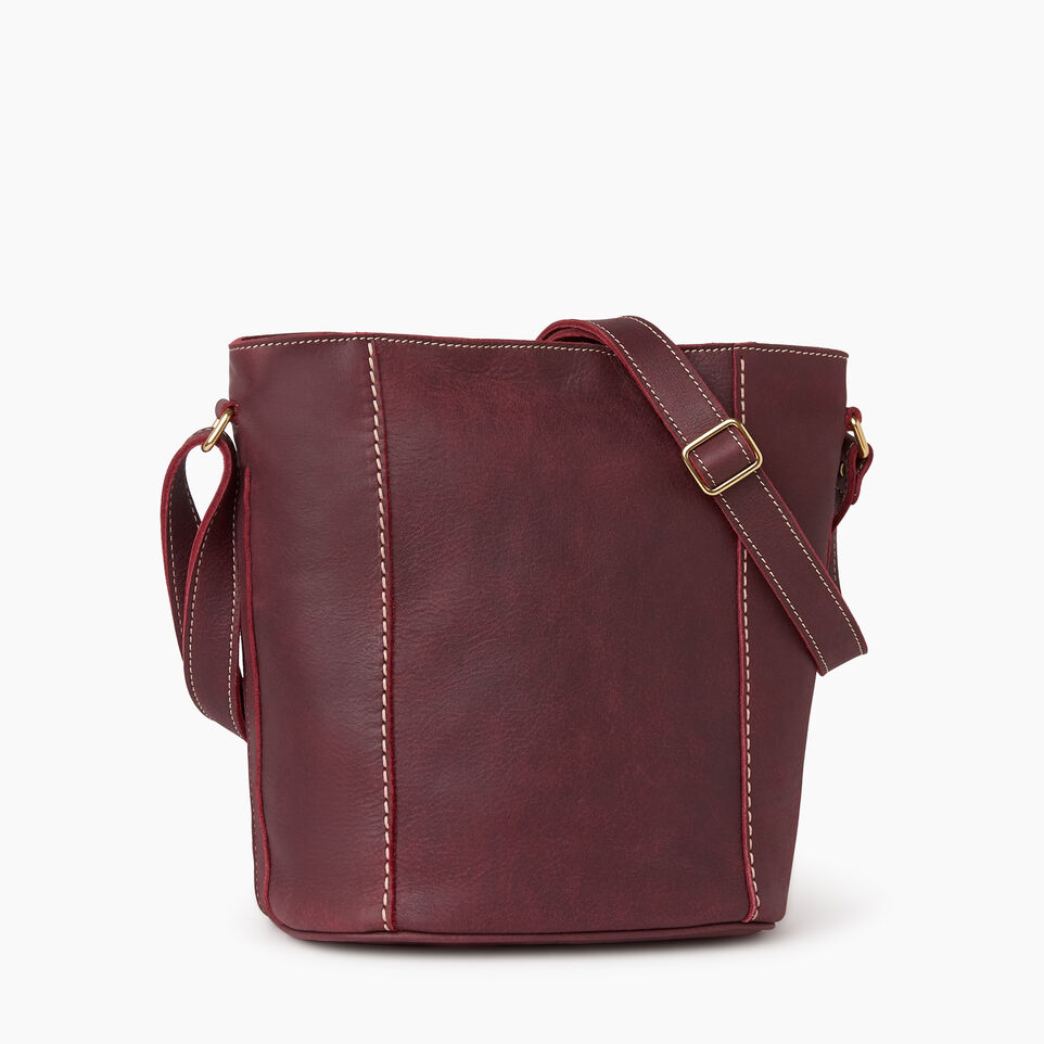 Roots-Leather Our Favourite New Arrivals-Victoria Bucket-Crimson-C