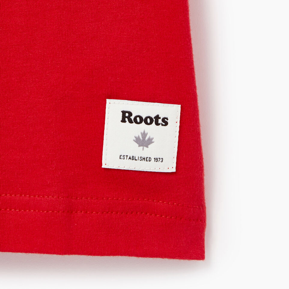 Roots-undefined-Mens Roots Flag T-shirt-undefined-C