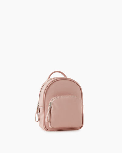 Roots-Leather New Arrivals-Mini Chelsea Pack Cervino-Pink Pearl-A