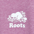 Roots-Women Clothing-Womens Robson T-shirt-Orchid Bouquet Mix-D