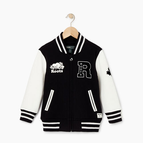 Roots-Kids Our Favourite New Arrivals-Toddler 2.0 Awards Jacket-Black-A
