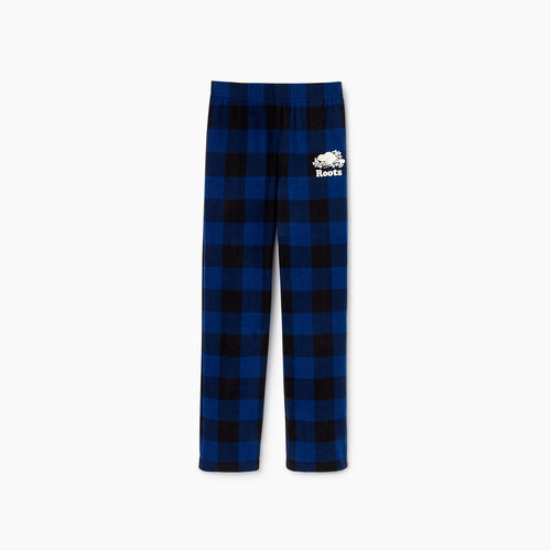 Roots-Sale Boys-Boys Inglenook Pj Pant-Active Blue-A