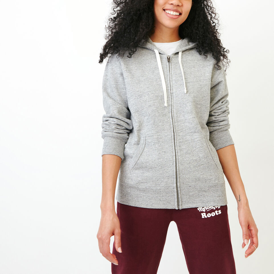 Roots-undefined-40s Full Zip Hoody-undefined-A