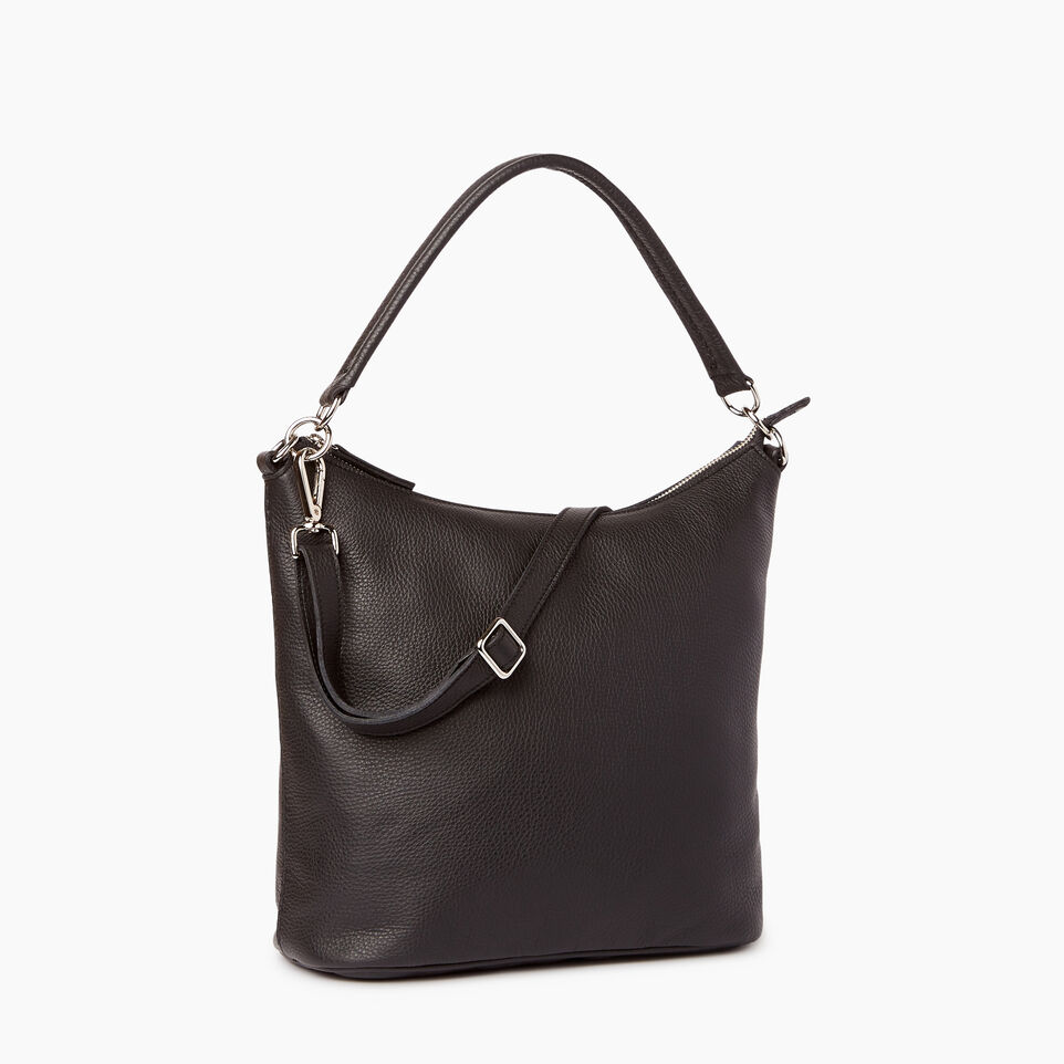 Roots-Leather Our Favourite New Arrivals-Ella Bag-Black-A